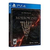 Elder Scrolls Online: Marrowind ps4