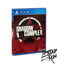 Shadow Complex Remastered - Ps4