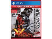Konami Metal Gear Solid V the Definitive Edition Ps Hits (Ps4)