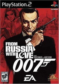 From Russia with Love 007 PS2 (pre-owned)