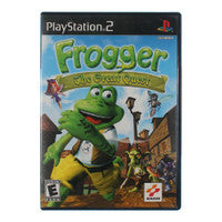 Frogger: the Great Quest PS2