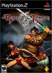 Rise of the Kasai PlayStation 2