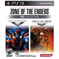 Zone of the Enders HD Collection, Konami, Playstation 3