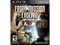 Front Mission Evolved, Square Enix, PlayStation 3