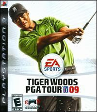 Tiger Woods PGA 09 ps3