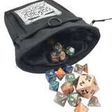 Dice Giveth and Taketh Deluxe Dice Bag