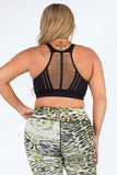 Women's Macrame Sports Bra (S-XL)(4 Colors)