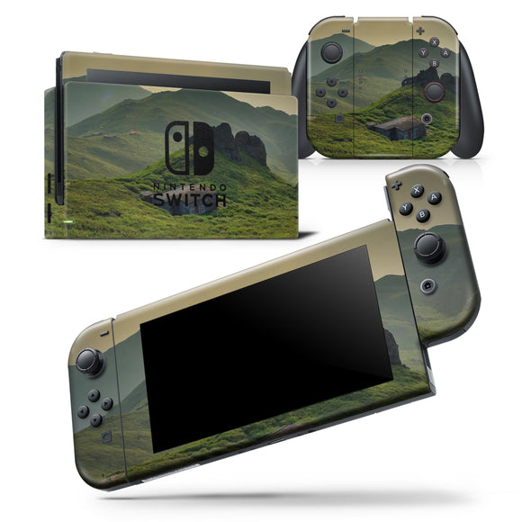 Beautiful Countryside - Skin Wrap Decal for Nintendo Switch Lite