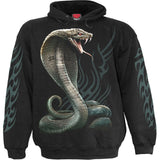 SERPENT TATTOO - Hoody Black