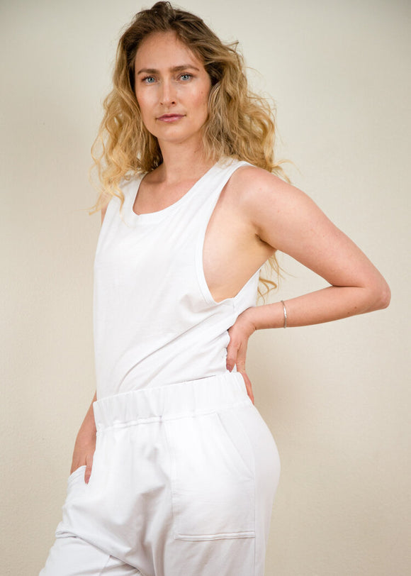ALULA TANK - Eco Ethical Fashion Made in LA