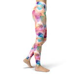 Jean Pastel Butterflies Leggings