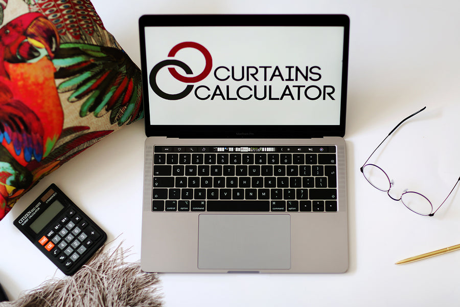 What is Curtains Calculator app?