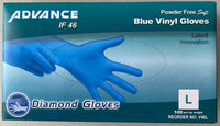 Diamond Advanced Blue Vinyl (cases of 1,000)