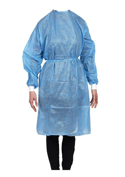 Level 2 Isolation Gown PE Coated