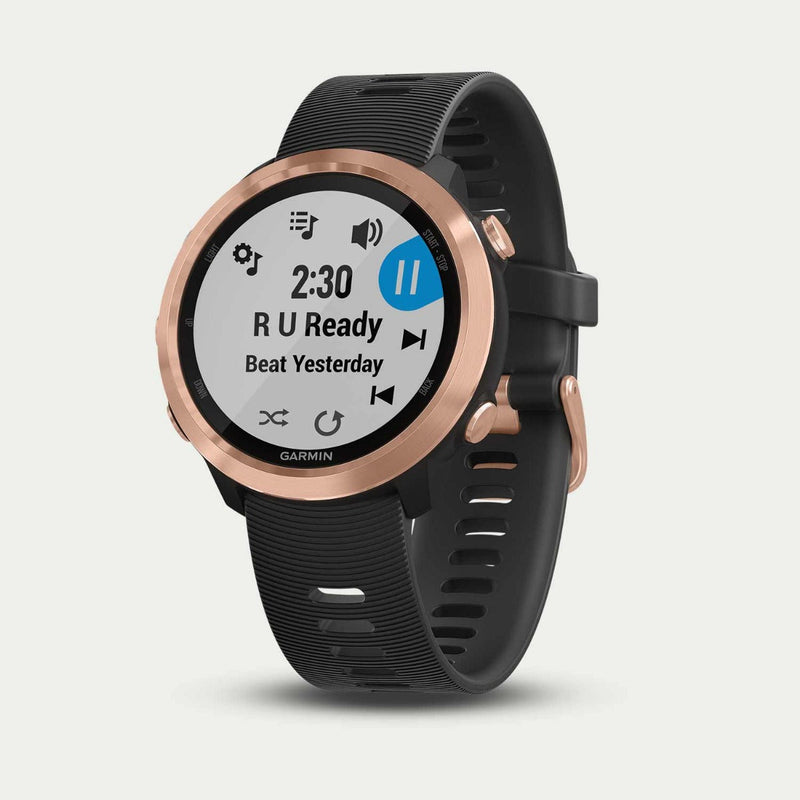 Garmin Forerunner 645 Music Rose Gold