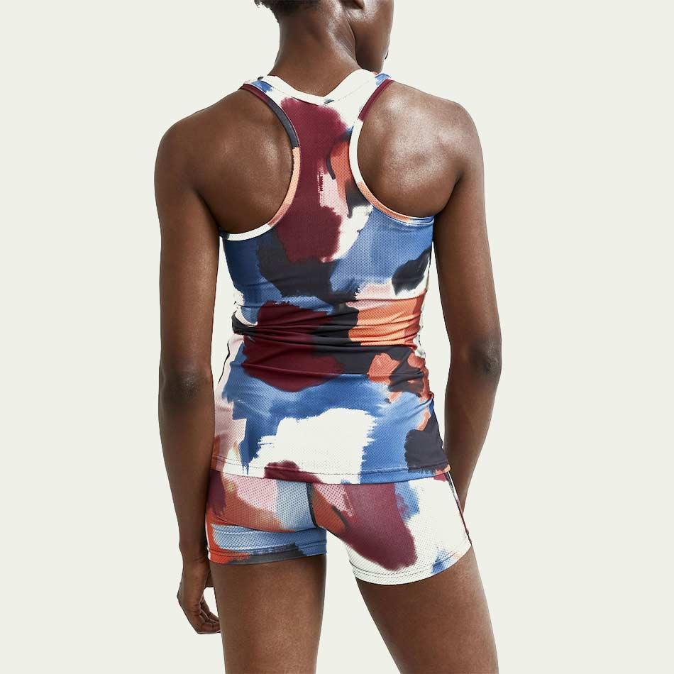 Craft Women's Core Charge Racerback Singlet