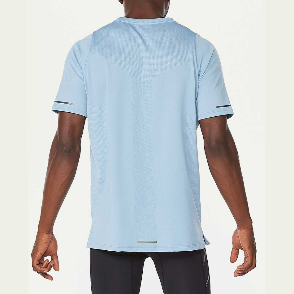 2XU Men's Light Speed Tech Tee Blue SS21