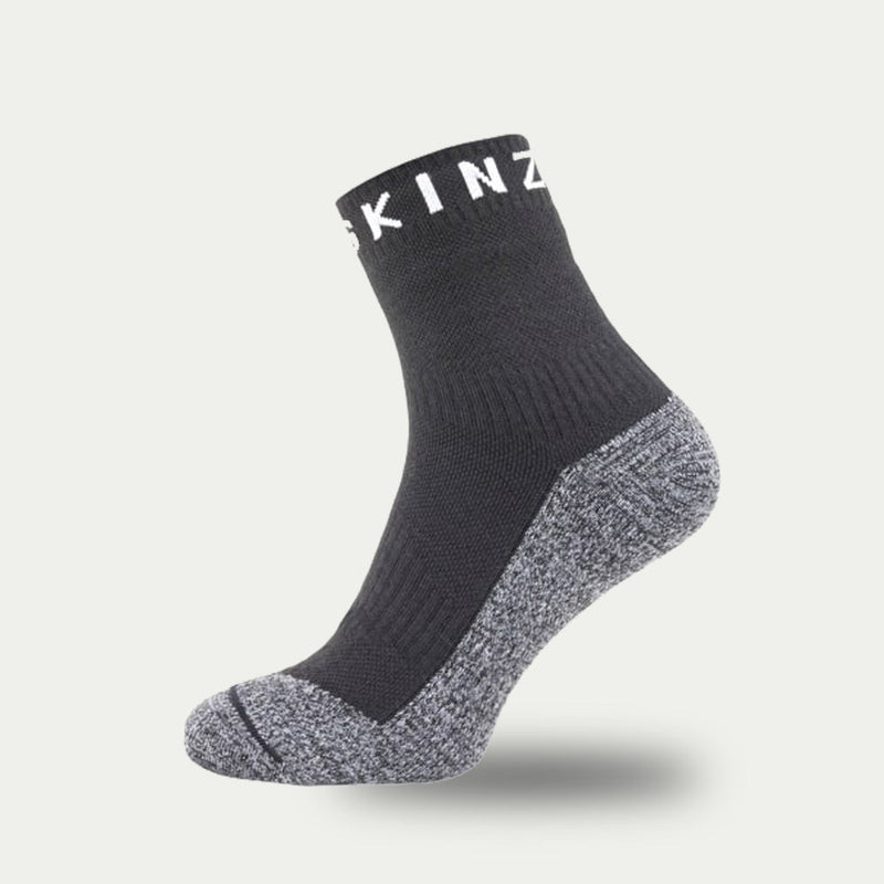 Sealskinz Soft Touch Ankle Length Sock Black