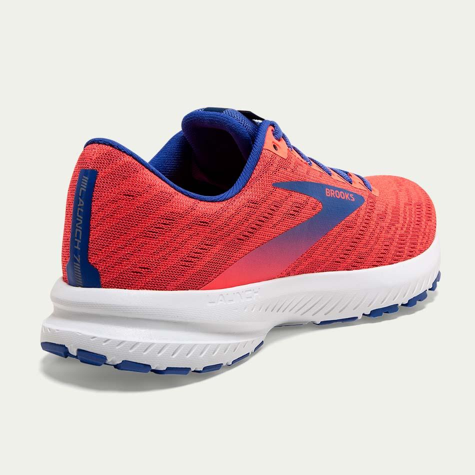 Brooks Ladies Launch 7 Pink B Width SS20