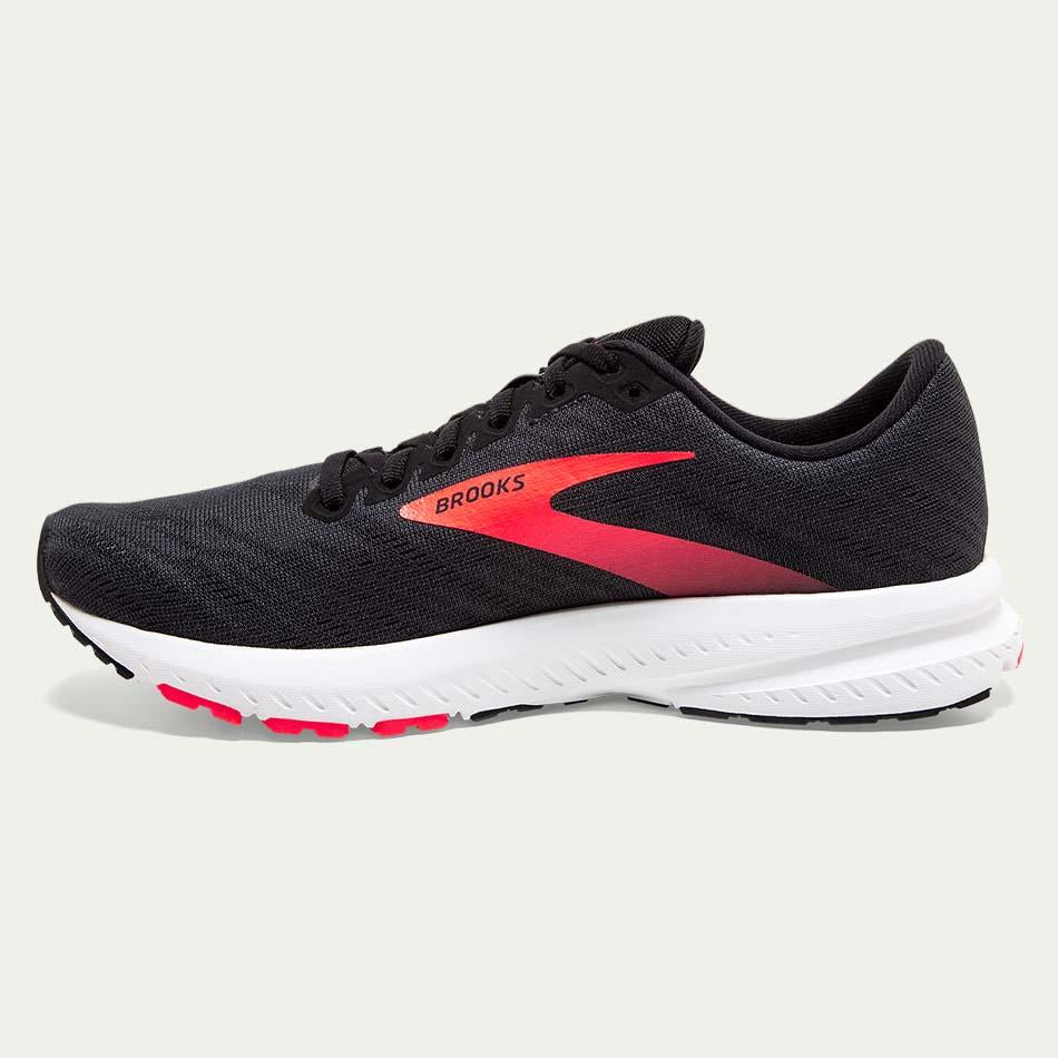 Brooks Ladies Launch 7 Black B Width SS20