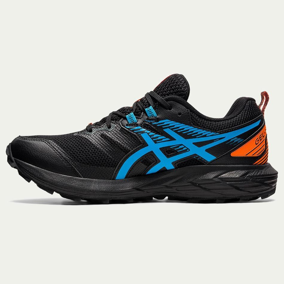Asics Men's GEL Sonoma 6 Black SS21