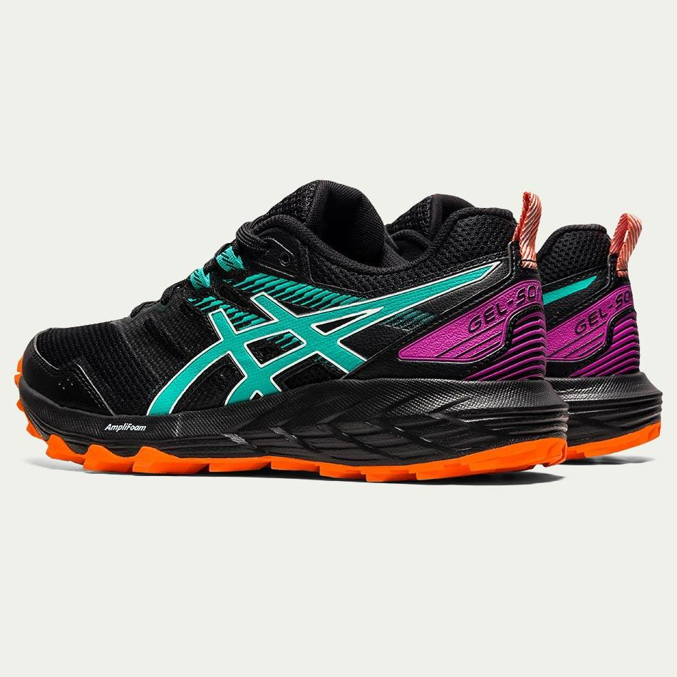 Asics Ladies GEL Sonoma 6 Black SS21