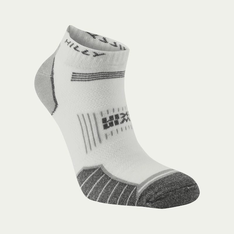 Hilly Twin Skin Socklet Grey