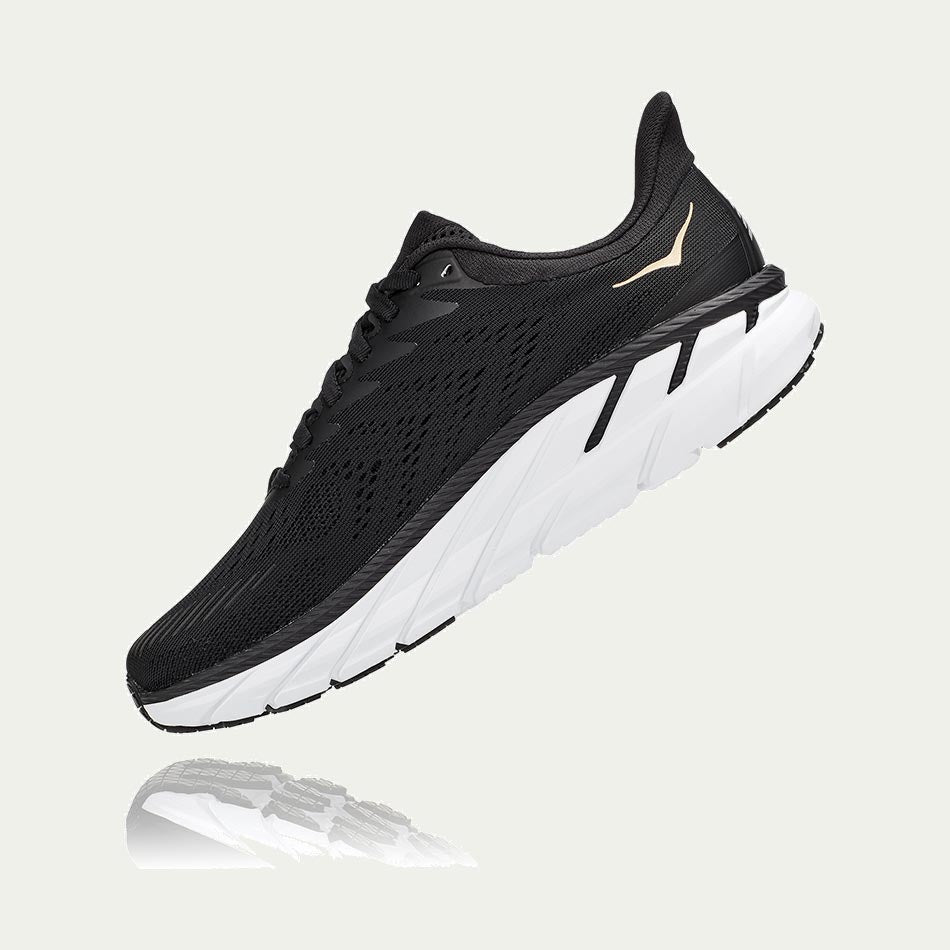 Hoka Ladies Clifton 7 Black AW20