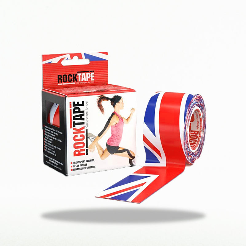 Rocktape Union Jack 5m Roll