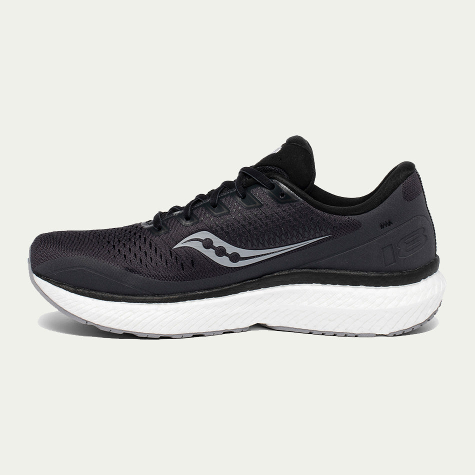 Saucony Men's Triumph 18 Grey AW20