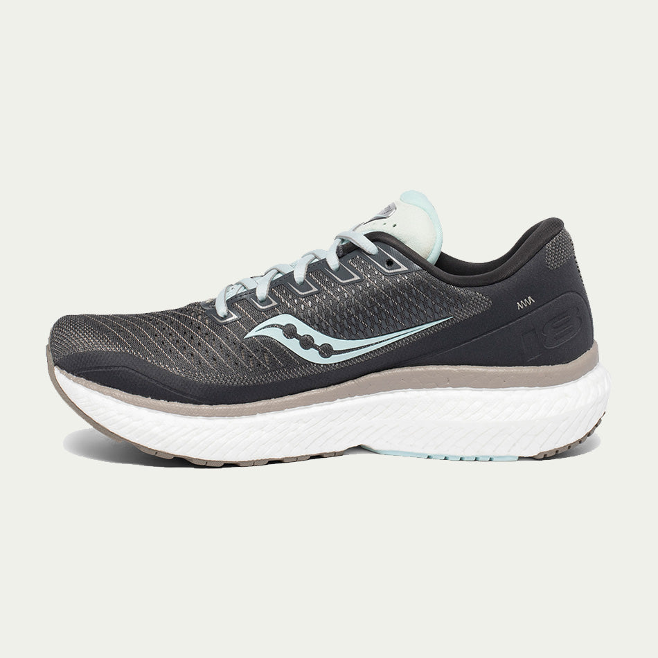 Saucony Ladies Triumph 18 Black AW20