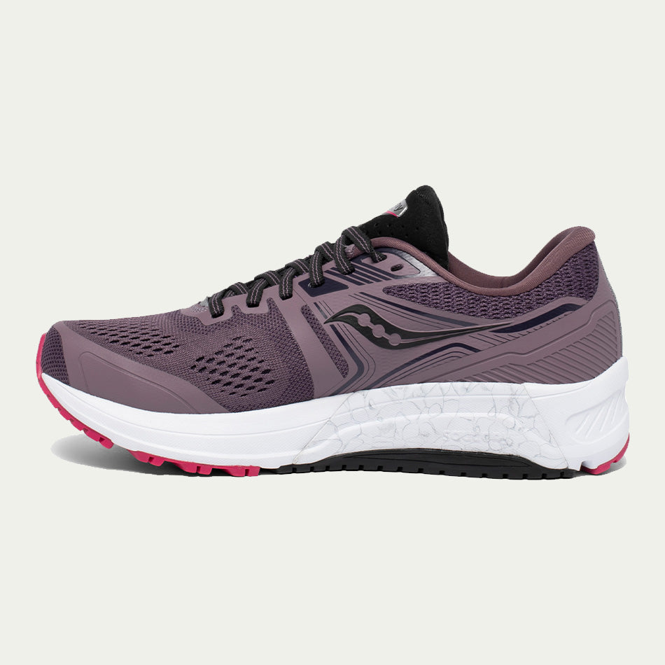 Saucony Ladies Omni 19 Purple AW20