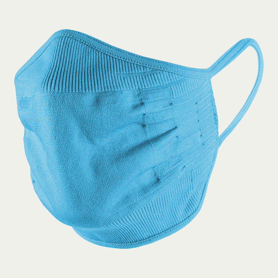 UYN Community Face Mask Light Blue