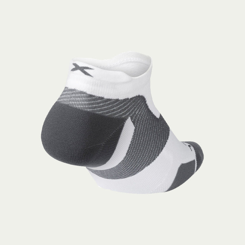 2XU Vectr Light Cush No Show White