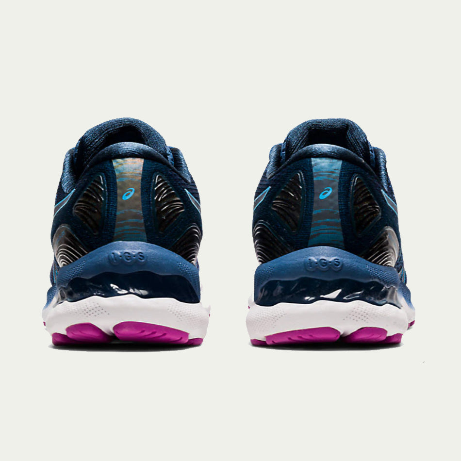 Asics Ladies Nimbus 23 Blue SS21