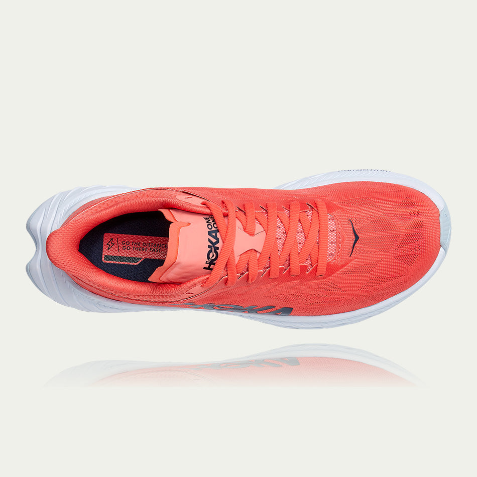 Hoka Ladies Carbon X 2 Red SS21