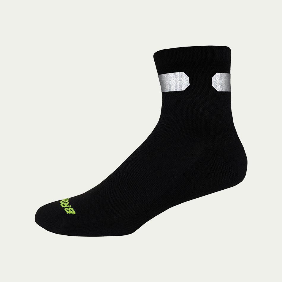 Brooks Carbonite Sock Black AW20