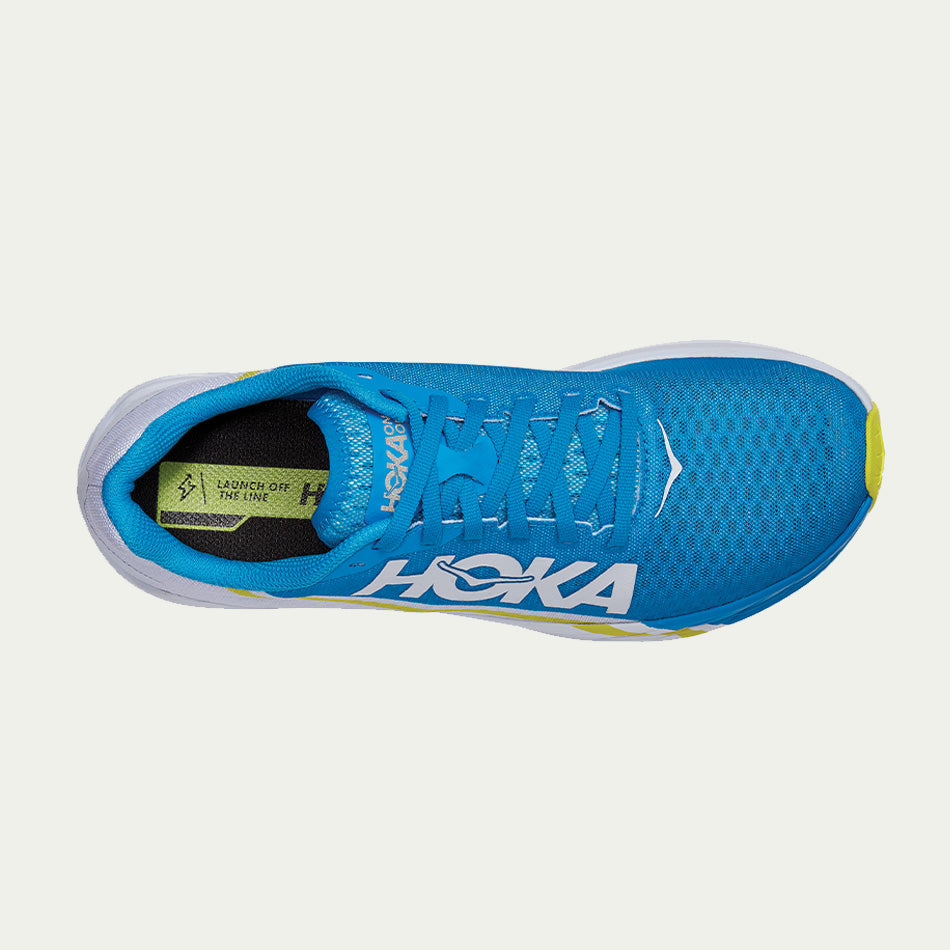 Hoka Carbon Rocket X Blue SS21