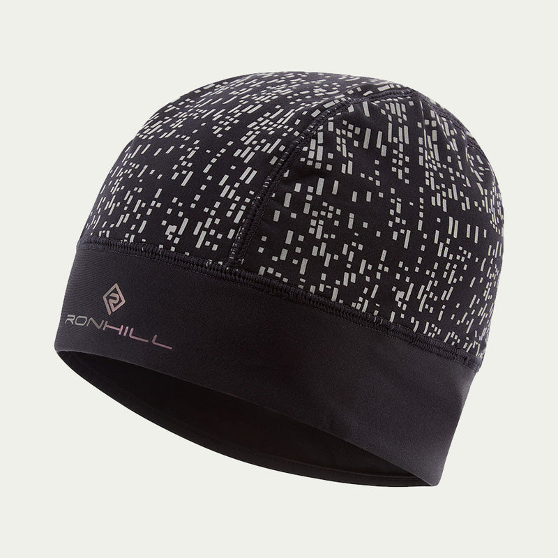 Ronhill Night Runner Beanie Black AW20