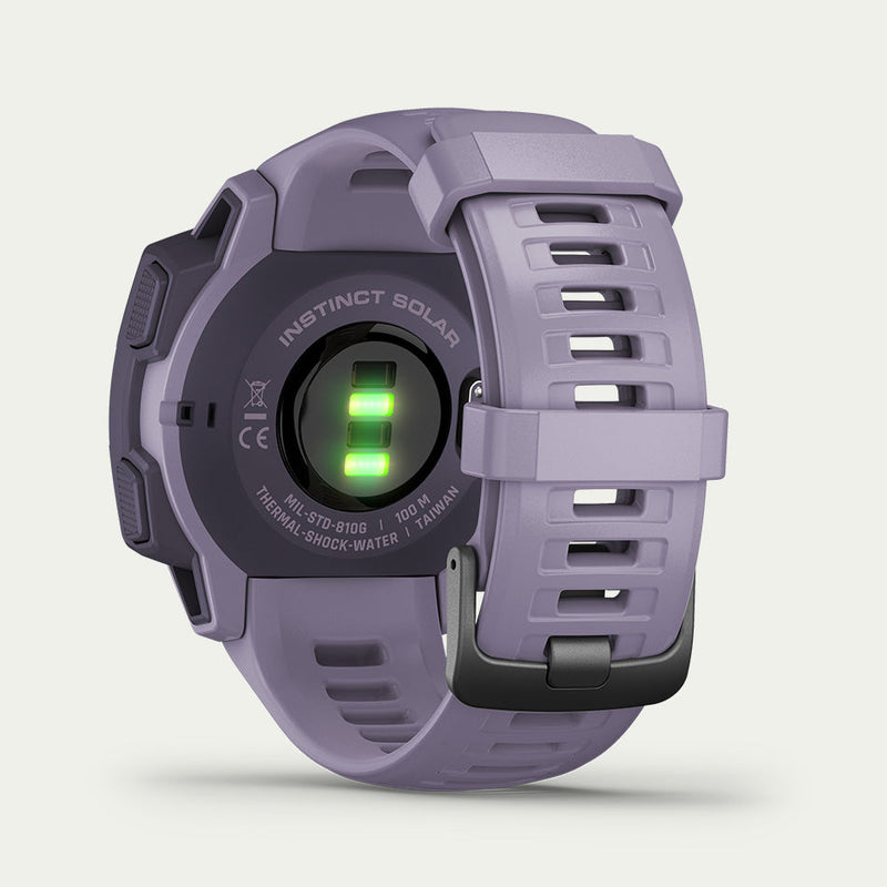 Garmin Instinct Solar Purple