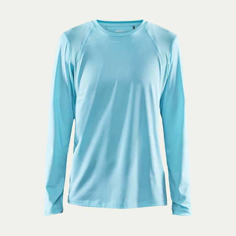 Craft Women's ADV Essence LS Tee Green SS20