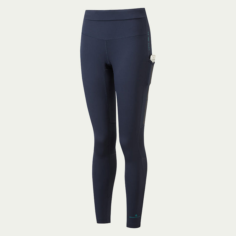Ronhill Women's Tech Revive Stretch Tight Navy AW20