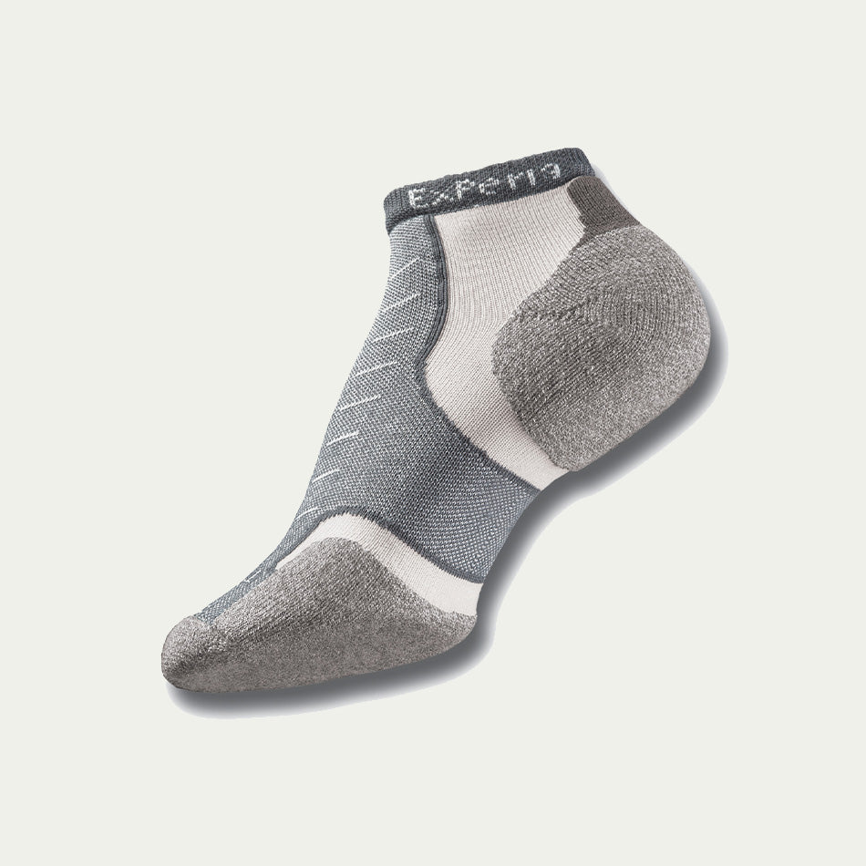 Thorlo Experia Ultra Light Running Socks Grey AW20