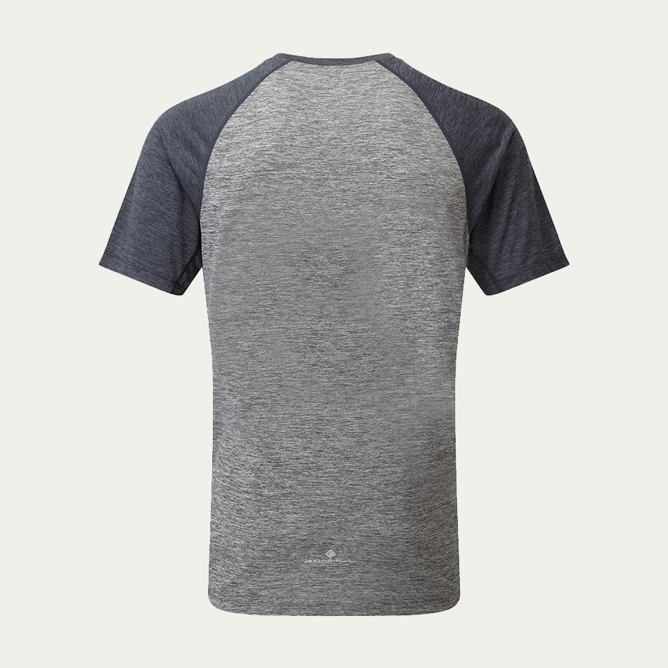 Ronhill Men's Life SS Tee Grey AW20