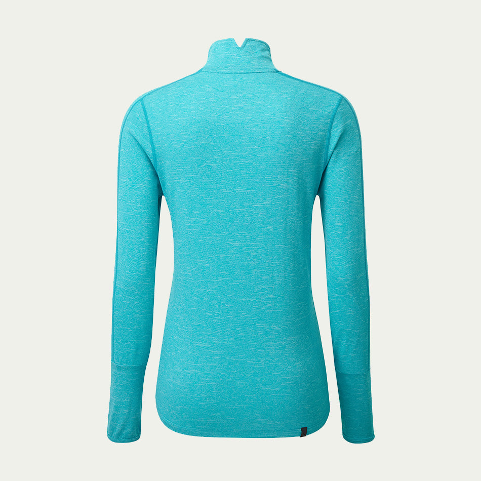 Ronhill Women's Tech Thermal Zip Tee AW20