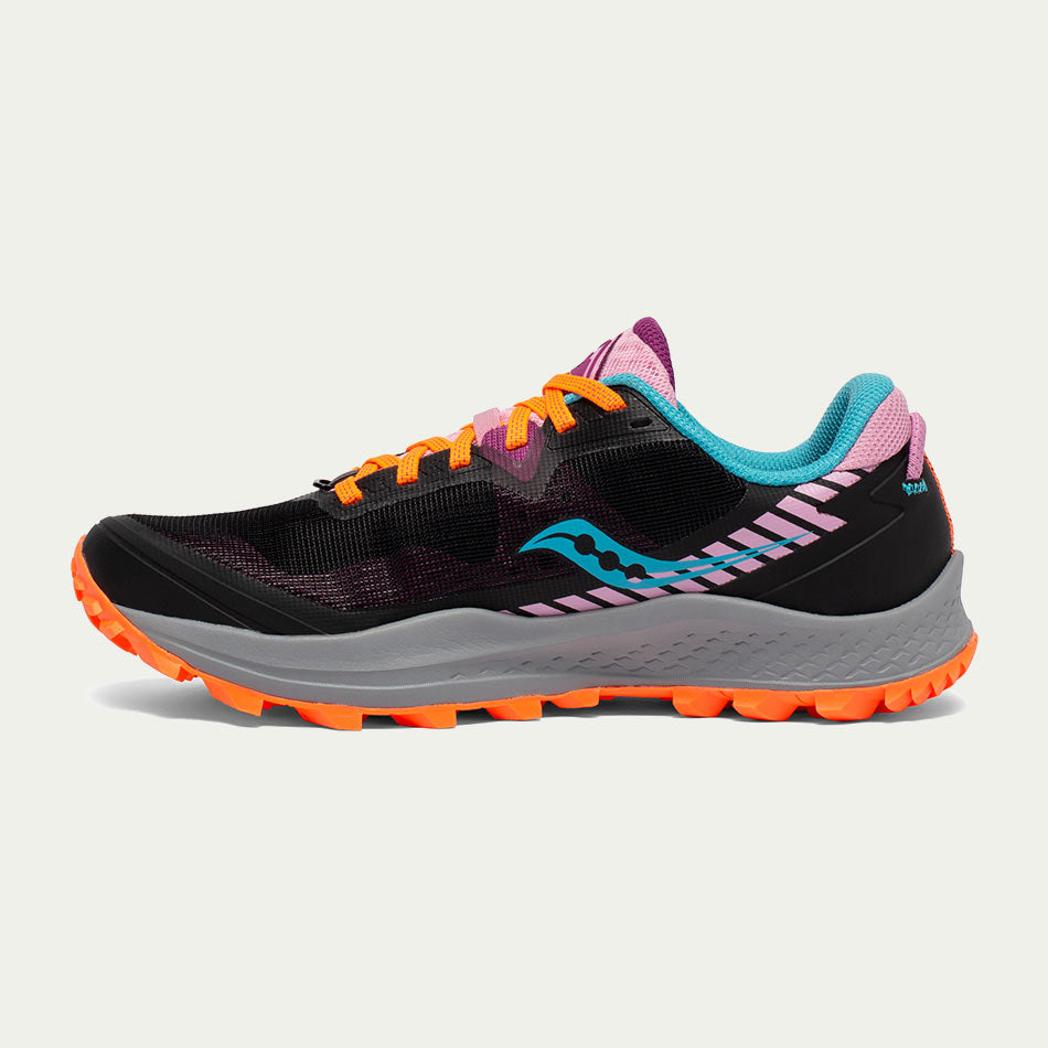 Saucony Ladies Peregrine 11 Future Black SS21