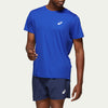 Asics Men's Silver SS Top Blue AW20