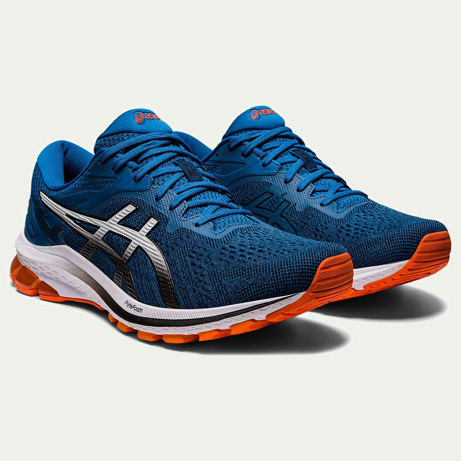 Asics Men's GT-1000v10 Blue SS21