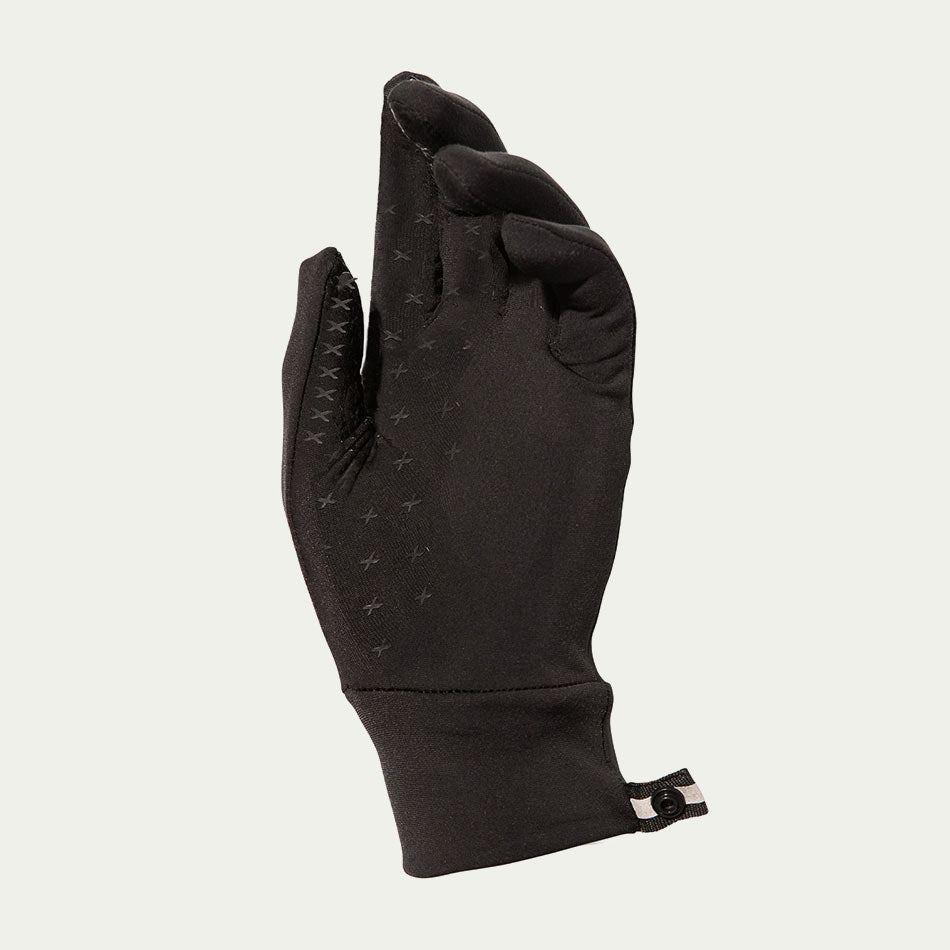 2XU Run Gloves Black