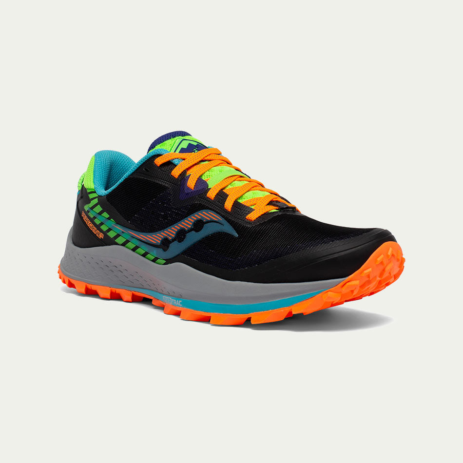 Saucony Men's Peregrine 11 Future Black SS21